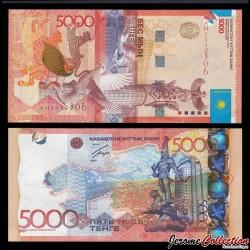 KAZAKHSTAN - Billet de 5000 Tenge - 2011 P38b