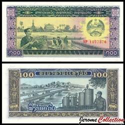 LAOS - Billet de 100 Kip - 1979