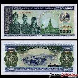 LAOS - Billet de 1000 Kip - 1996