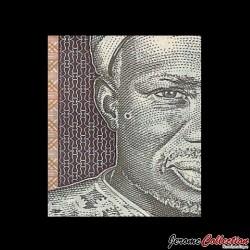 NIGERIA - Billet de 5 Naira - Polymer - 2015