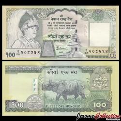 NEPAL - Billet de 100 Roupies - 2005
