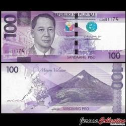PHILIPPINES - Billet de 100 Piso - Requin-baleine - 2017 P222?