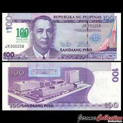 PHILIPPINES - Billet de 100 Piso - 100ème anniversaire de la Salle - 1911 / 2011
