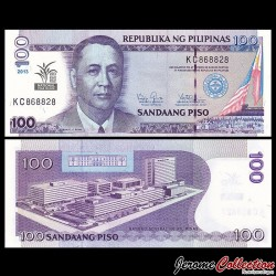 PHILIPPINES - Billet de 100 Piso - Année nationale du riz - 2013