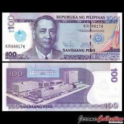 PHILIPPINES - Billet de 100 Piso - 100 ans Iglesia ni Cristo 1914 / 2014