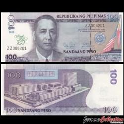PHILIPPINES - Billet de 100 Piso - 100 Ans de Hôtel Manila - 2012 P?