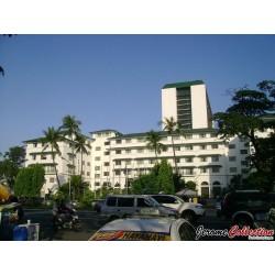 PHILIPPINES - Billet de 100 Piso - 100 Ans de Hôtel Manila - 2012