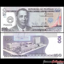 PHILIPPINES - Billet de 100 Piso - 100 Ans du Collège de droit de l'Université des Philippines - 1911-2011