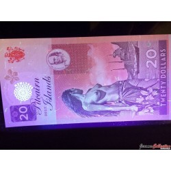 PITCAIRN - Billet de 50 Dollars - Bateau Bounty - Vahiné - 2017