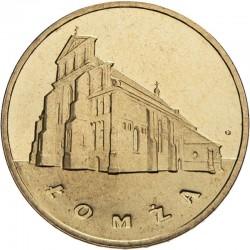 POLOGNE - PIECE de 2 ZLOTE - Villes de Pologne: Lomza - 2007