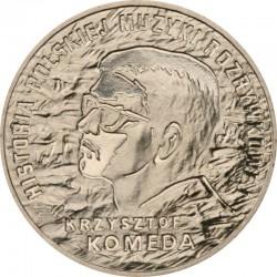 POLOGNE - PIECE de 2 ZLOTE - Krzystof Komeda - 2010