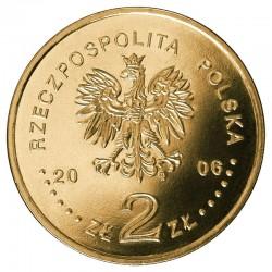 POLOGNE - PIECE de 2 ZLOTE - Ecole économique de Varsovie - 2006