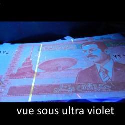 IRAK - Billet de 10000 Dinars - Saddam Hussein - 2002