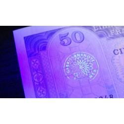 FRANCE - Billet de 50 Francs - JE SUIS PARIS - 2016