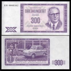 ALLEMAGNE (DDR) - Billet de 300 Mark - Erich Honecker - 2016