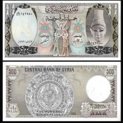 SYRIE - BILLET de 500 Livres Syriennes - 1992