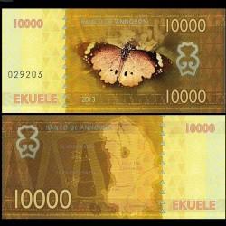 ANNOBON - Billet de 10000 Ekuele - Série insectes - 2013