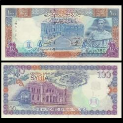 SYRIE - BILLET de 100 Livres Syriennes - 1998