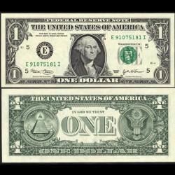 ETATS UNIS - Billet de 1 DOLLAR - 2003 - E(5) Richmond