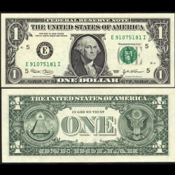 ETATS UNIS / USA - Billet de 1 DOLLAR - 2003 - E(5) Richmond P515aE