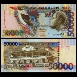 SAO TOMÉ-ET-PRINCIPE - Billet de 50000 Dobras - 22.10.1996