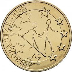 POLOGNE - PIECE de 2 ZLOTE - l'Europe sans limite - 2011