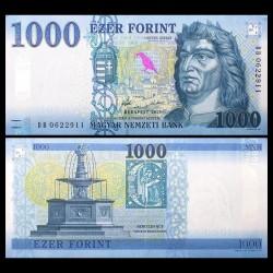 HONGRIE - Billet de 1000 Forint - Roi Matthias - 2017 P203a