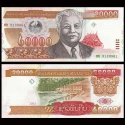 LAOS - Billet de 20000 Kip - 2003
