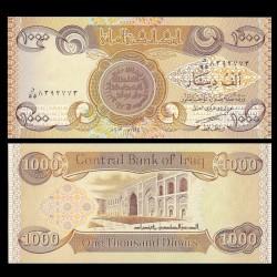 IRAK - Billet de 1000 Dinar - 2003