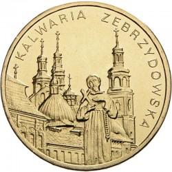 POLOGNE - PIECE de 2 ZLOTE - Sanctuaire de Kalwaria Zebrzydowska - 2010