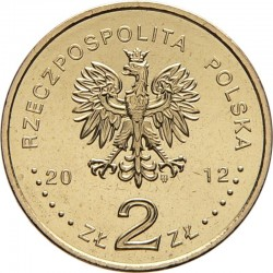 POLOGNE - PIECE de 2 ZLOTE - ORP Błyskawica - 2012