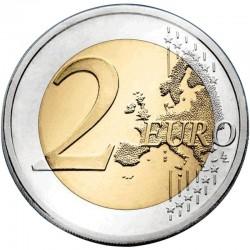 FRANCE - PIÈCE de 2 Euro - Bleuet de France - 2018