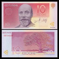 ESTONIE - Billet de 10 Krooni - 2007