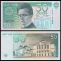ESTONIE - Billet de 50 Krooni - 1994