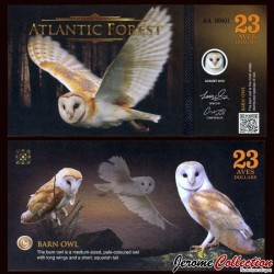 ATLANTIC FOREST - 23 AVES - 2016