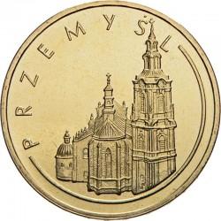 POLOGNE - PIECE de 2 ZLOTE - Villes de Pologne: Przemysl - 2007 Y#618