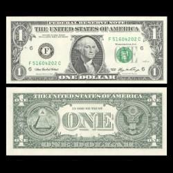 ETATS UNIS / USA - Billet de 1 DOLLAR - 2006 - F(6) Atlanta