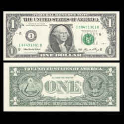 ETATS UNIS / USA - Billet de 1 DOLLAR - 2006 - I(9) Minneapolis P523aI