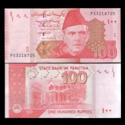 PAKISTAN - Billet de 100 Roupies - 2018