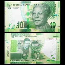 AFRIQUE DU SUD - Billet de 10 Rand - Centenaire de Mandela - 2018