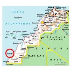CABO DAHKLA - Billet de 50000 PESETAS - Poissons Tropicaux - 2015