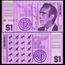 HUTT RIVER / AUSTRALIE - Billet de 1 Dollar - 1970
