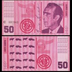 HUTT RIVER / AUSTRALIE - Billet de 50 Cents - 1970