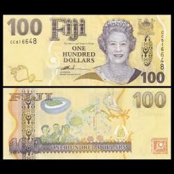 FIDJI - Billet de 100 DOLLARS - 2007