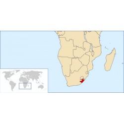 VENDA / AFRIQUE DU SUD - Billet de 5 RANDS - 2015 - BUS IMPERIAL