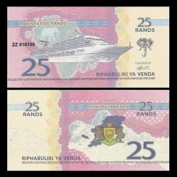 VENDA / AFRIQUE DU SUD - Billet de 25 RANDS - 2015 - PAQUEBOT DE LUXE