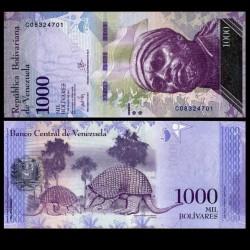 VENEZUELA - Billet de 1000 Bolivares - 23.03.2017 P95b