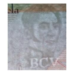 VENEZUELA - Billet de 2000 Bolivares - Aigle harpie américain - Filigrane Cacique Guaicapuro - 19 08 2016