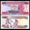 SALOMON (ILES) - Billet de 10 DOLLARS - 2006
