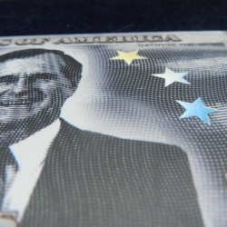 ETATS UNIS - Billet de 5 Dollars - Serie Présidents : George HW Bush - 2018
